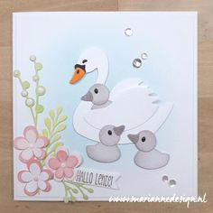 Marianne Design Cards, Candy Crafts, Bird Cards, Snowman, Snoopy, Scrapbook, Disney Characters, Kids, Cards