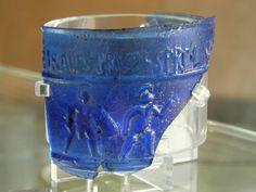 Gallo-roman museum of Fourvieres - Lyon - France