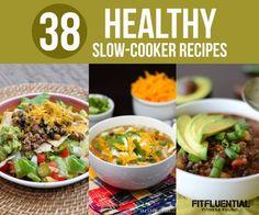 38 crockpot recipes