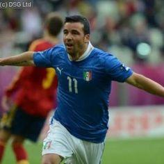 Italy hold Spain while Croats outclass Irish at Euro 2012