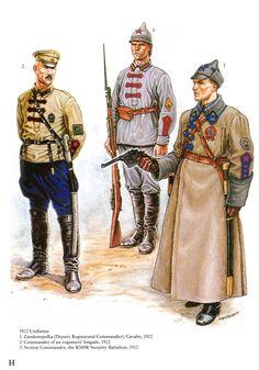 1922 uniforms