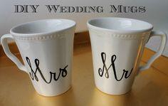 Wonderfully Made - DIY Mugs