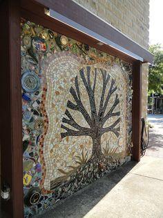 from deep fried, Kentuck Art Center in Northport, Alabama.