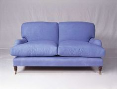 George Sherlock Two seater sofa.  The Gold Standard.