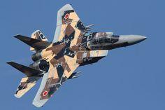 Beautiful Lines — fcba:   JASDF F-15 Eagle aggressor (Photo)