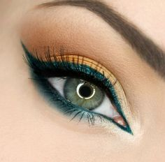 Beautiful Look Eye Makeup