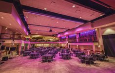 The Millennium Ballroom at the Avalon Events Center in Fargo, ND.