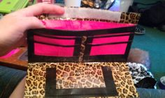 Duct tape wallet my own design :)