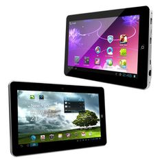 I found this amazing 10.1' Google Android 4.0 Capacitive Touch Screen Tablet at nomorerack.com for 58% off.