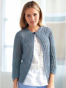 21 Knit Cardigans Perfect for Summer | AllFreeKnitting.com