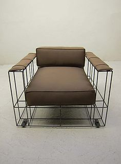 CASA MIDY cubo lounge chair