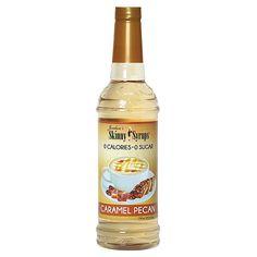 Caramel Pecan, Caramel Color, Cappuccinos, Coffee Accessories, Mocha, Syrup, Sugar Free, Latte, Zero