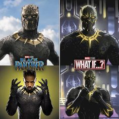 """Iron Man Taiwan on Instagram: """"#Killmonger's Jaguar suit from#WhatIf is a brand new one ! And I kinda like it! What do you think of it? #BlackPanther…"""""""