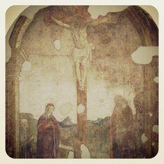 Crocifissione di Antoniazzo Romano (bottega)