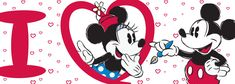I ♥ Mickey Can't wait to see the Disney family again this summer