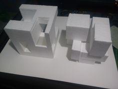 vacios y llenos #taller #diseño #arquitectura