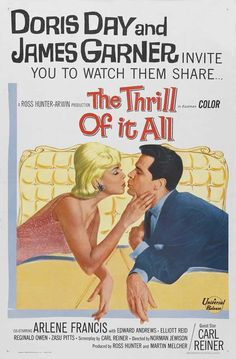 Thrilling! He's an obstetrician (James Garner), but when his wife (Doris Day) pulls in more money as a commercial pitchwoman, he's green with envy! Written by Carl Reiner (story by Larry Gelbart). Directed by Norman Jewison.