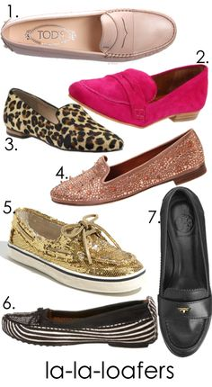 Crazy for Loafers ??