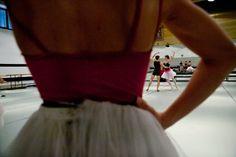 Uvek živo u probnim baletskim salama.
