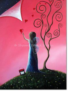 Fairy Art SHAWNA ERBACK