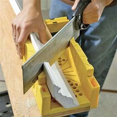 Photo: Kolin Smith | thisoldhouse.com | from How to Install Easy Crown Molding