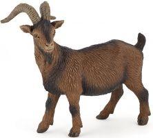 Papo 51162 - Brown Billy Bock (goat)