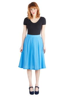 Breezing By Skirt, ModCloth