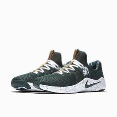 14b4e193ddd43 Nike Free Trainer V8 Michigan State Mens Shoes Pro Green White  Nike   CrossTrainingShoes