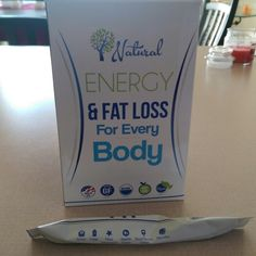 Love our new company's product for #energy, #fatloss, mood enhancement, appetite control, blood glucose control and loaded with #antioxidants! It's #glutenfree, #nongmo #organic & #vegan!