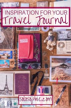 Travel Journal Ideas & Inspiration to Create the Perfect Diary Travel Journal Ideas and Inspiration: tips tricks and practical advice for creating you voyage diary. Travel Journalling and Bullet Journal ideas for beginners! Journal Inspiration, Travel Inspiration, Journal Ideas, Journal Prompts, Journal Art, Junk Journal, Motivation Inspiration, Packing Tips For Travel, Travel Advice