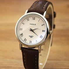 5.07$  Watch more here - YAZOLE 2017 Ladies Wrist Watch Women Brand Famous Female Clock Quartz Watch Hodinky Quartz-watch Montre Femme Relogio Feminino   #bestbuy