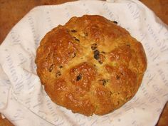 Kathy Mangan's Irish Soda Bread: Swinford Spotted Dog (from her Grammy Mangan) | Recipes | Heirloom Meals: Savoring Yesterdays Traditions Today