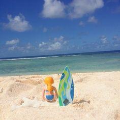 ココスパームビーチは綺麗だったヽ(´ー`)ノ #playmobil #beach #Sea #プレイモービル #ビーチ #海 #波打ち際 Photo Voyage, Legoland, Photos, Pictures, Plays, Real Life, Outdoor Decor, Summer, Instagram