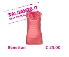 benetton • t-shirt DONNA
