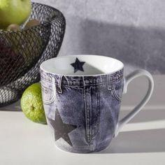 Hrnčeky a šálky - Dekoria. Mugs, Stars, Tableware, Dinnerware, Tumblers, Tablewares, Sterne, Mug, Dishes