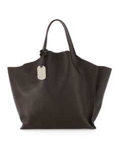 Jucca+Medium+Tote,+Ebano+by+Furla+at+Last+Call+by+Neiman+Marcus.