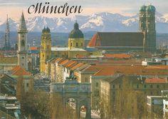 Mníchov - Nemecko