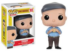 [✓✓✓] Pop! Animation: Bob's Burgers - Teddy