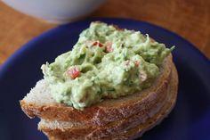 Guacamole z papryką surową lub pieczoną (dieta wegańska & RAW)
