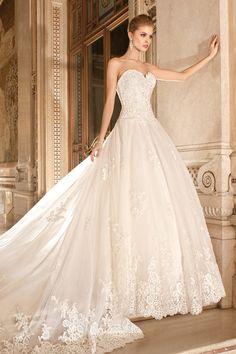 Demetrios Wedding Dresses Photos on WeddingWire