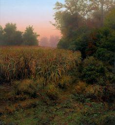 Cornfield in Autumn / Scott Prior