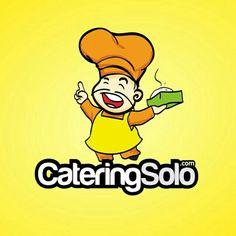 CateringSolo.com logo design