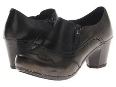 Dansko Nancy.  I'm quite fond of the Victorian era charm of this shoe.