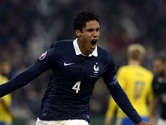 Report: Manchester United to move for Real Madrid's Raphael Varane