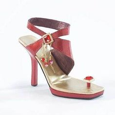 Just the Right Shoe Flirt In Red - Regional Event Exclusive 57.25255 NIB