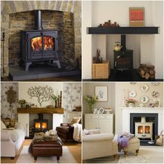 Country Chic Renovator: The Fireplace