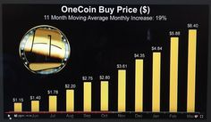 Oh it's happening, OneCoin is starting to take flight. Inbox me for more details and learn how you can get in on this excellent opportunity of a lifetime. If you missed the BitCoin wave, here's your 2nd chance to create not only wealth for you and your family, but to also create security for a long term prosperous future, without centralized 3rd party banks, private sectors and the IRS stealing your hard earned $$$. MyMission2Millions@gmail.com