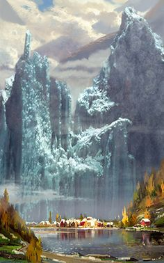 Disney frozen concept art