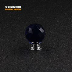 2017 Knob Tiradores Muebles K9 Crystal Handle Diamond Glass Door Cabinet Drawer 1pcs 30mm Ball In Hand Wholesale Single Hole  #Affiliate
