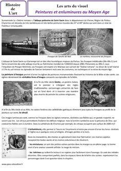 Peintures et enluminures du Moyen-Âge
